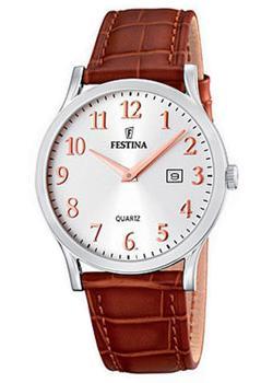 Festina Часы Festina 16520.3. Коллекция Classic everswiss часы everswiss 2787 lbkbk коллекция classic