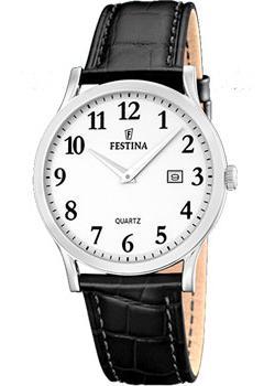 Festina Часы Festina 16521.1. Коллекция Classic everswiss часы everswiss 2787 lbkbk коллекция classic