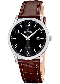 Festina Часы Festina 16521.6. Коллекция Classic часы festina festina fe023dmanes2