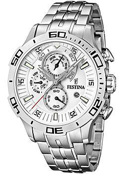 Festina Часы Festina 16565.1. Коллекция Chronograph festina часы festina 16820 1 коллекция chronograph