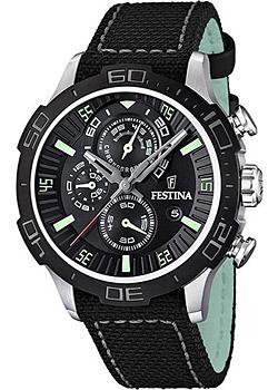 Festina Часы Festina 16566.4. Коллекция Chronograph festina часы festina 16820 1 коллекция chronograph