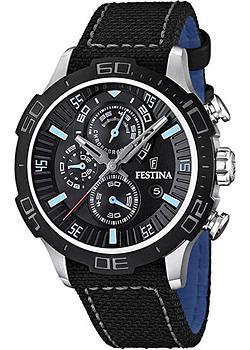Festina Часы Festina 16566.6. Коллекция Chronograph festina часы festina 16820 1 коллекция chronograph