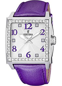 Festina Часы Festina 16571.5. Коллекция Fashion основа тональная для лица max factor facefinity all day flawless 3 in 1 30 мл 75 golden