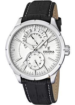 цена Festina Часы Festina 16573.1. Коллекция Retro онлайн в 2017 году