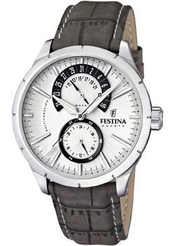 цена Festina Часы Festina 16573.2. Коллекция Retro онлайн в 2017 году