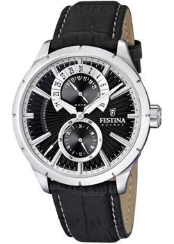 цена Festina Часы Festina 16573.3. Коллекция Retro онлайн в 2017 году