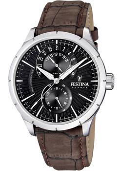 цена Festina Часы Festina 16573.4. Коллекция Retro онлайн в 2017 году