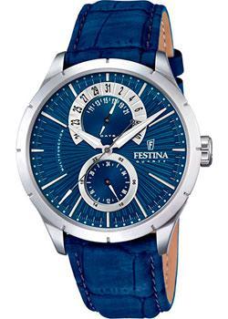 цена Festina Часы Festina 16573.A. Коллекция Retro онлайн в 2017 году