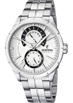 цена Festina Часы Festina 16632.5. Коллекция Retro онлайн в 2017 году