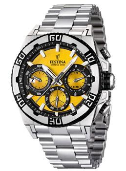 цена Festina Часы Festina 16658.7. Коллекция Tour de France онлайн в 2017 году