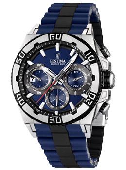 цена Festina Часы Festina 16659.2. Коллекция Tour de France онлайн в 2017 году