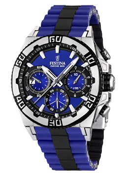 цена Festina Часы Festina 16659.6. Коллекция Tour de France онлайн в 2017 году