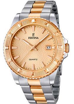 цена Festina Часы Festina 16685.2. Коллекция Vendome Collection онлайн в 2017 году
