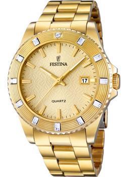цена Festina Часы Festina 16686.2. Коллекция Vendome Collection онлайн в 2017 году