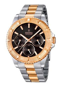 цена Festina Часы Festina 16692.5. Коллекция Vendome Collection онлайн в 2017 году