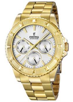 цена Festina Часы Festina 16693.1. Коллекция Vendome Collection онлайн в 2017 году