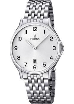 Festina Часы Festina 16744.1. Коллекция Classic everswiss часы everswiss 2787 lbkbk коллекция classic