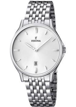 Festina Часы Festina 16744.2. Коллекция Classic everswiss часы everswiss 2787 lbkbk коллекция classic