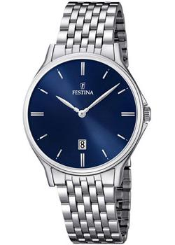 Festina Часы Festina 16744.3. Коллекция Classic everswiss часы everswiss 2787 lbkbk коллекция classic