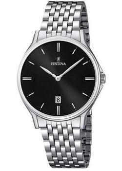 Festina Часы Festina 16744.4. Коллекция Classic everswiss часы everswiss 2787 lbkbk коллекция classic