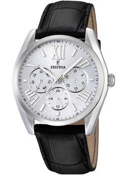 Festina Часы Festina 16752.1. Коллекция Classic everswiss часы everswiss 2787 lbkbk коллекция classic