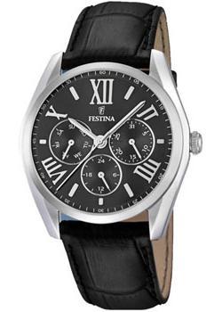 Festina Часы Festina 16752.2. Коллекция Classic everswiss часы everswiss 2787 lbkbk коллекция classic