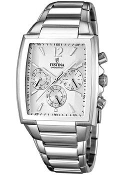 Festina Часы Festina 16765.1. Коллекция Chronograph festina часы festina 16820 1 коллекция chronograph