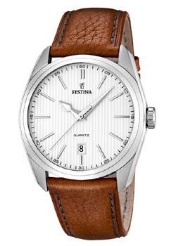 цена Festina Часы Festina 16777.1. Коллекция Correa Clasico онлайн в 2017 году