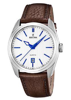 цена Festina Часы Festina 16777.2. Коллекция Correa Clasico онлайн в 2017 году
