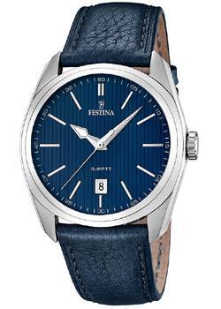 цена Festina Часы Festina 16777.3. Коллекция Correa Clasico онлайн в 2017 году