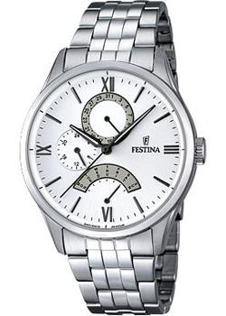 Festina Часы Festina 16822.1. Коллекция Retrograde