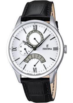 Festina Часы Festina 16823.1. Коллекция Retrograde