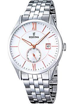 Festina Часы Festina 16871.2. Коллекция Classic everswiss часы everswiss 2787 lbkbk коллекция classic