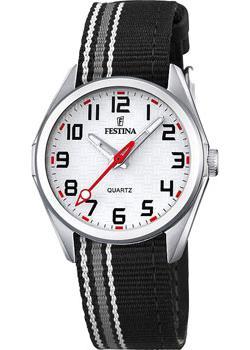 цена Festina Часы Festina 16904.1. Коллекция Junior онлайн в 2017 году