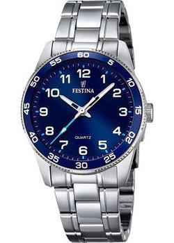 цена Festina Часы Festina 16905.2. Коллекция Junior онлайн в 2017 году