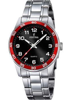 цена Festina Часы Festina 16905.3. Коллекция Junior онлайн в 2017 году