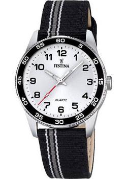 цена Festina Часы Festina 16906.1. Коллекция Junior онлайн в 2017 году