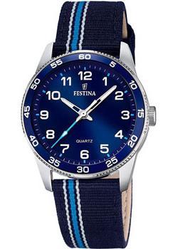 цена Festina Часы Festina 16906.2. Коллекция Junior онлайн в 2017 году