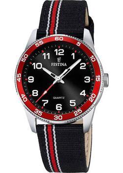 цена Festina Часы Festina 16906.3. Коллекция Junior онлайн в 2017 году