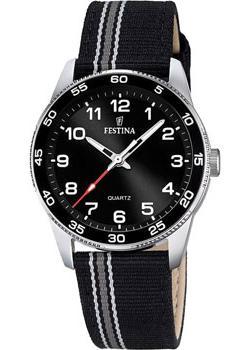 цена Festina Часы Festina 16906.4. Коллекция Junior онлайн в 2017 году