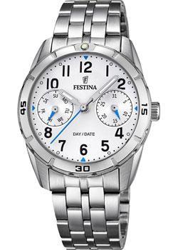 цена Festina Часы Festina 16908.1. Коллекция Junior онлайн в 2017 году