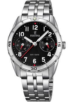 цена Festina Часы Festina 16908.3. Коллекция Junior онлайн в 2017 году