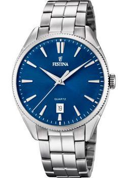 цена Festina Часы Festina 16976.4. Коллекция Retro онлайн в 2017 году