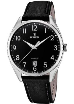 цена Festina Часы Festina 16977.2. Коллекция Retro онлайн в 2017 году