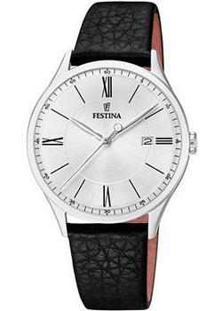 цена Festina Часы Festina 16978.1. Коллекция Retro онлайн в 2017 году