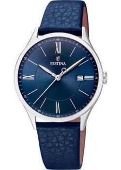 цена Festina Часы Festina 16978.3. Коллекция Retro онлайн в 2017 году