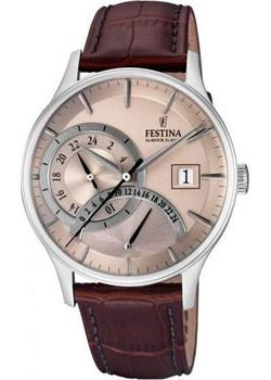 цена Festina Часы Festina 16983.2. Коллекция Retro онлайн в 2017 году