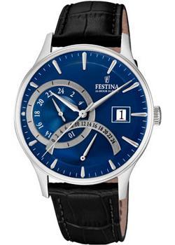 цена Festina Часы Festina 16983.3. Коллекция Retro онлайн в 2017 году