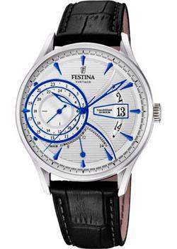 цена Festina Часы Festina 16985.1. Коллекция Retro онлайн в 2017 году