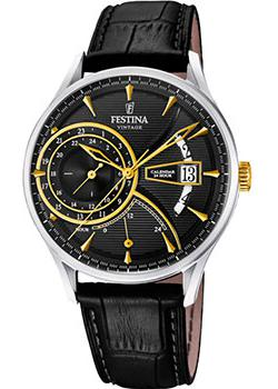 Festina Часы Festina 16985.4. Коллекция Retro цена